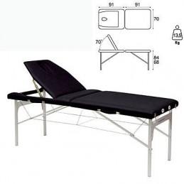 Camilla plegable aluminio masaje y terapia Ecopostural C3414M61