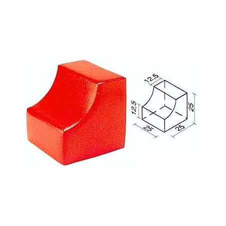 Figura geométrica de foam recubierto psicomotricidad 450016