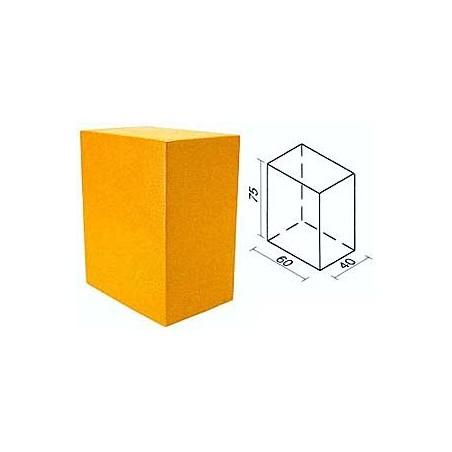 Figura geométrica de foam recubierto psicomotricidad 450028
