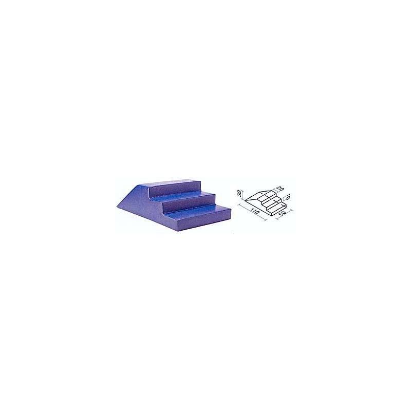 Figura geométrica de foam recubierto psicomotricidad 450042