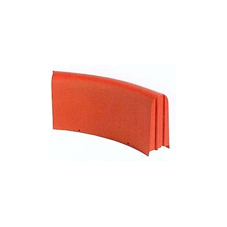 Pieza curva superior piscina sensorial Alto 30 cm