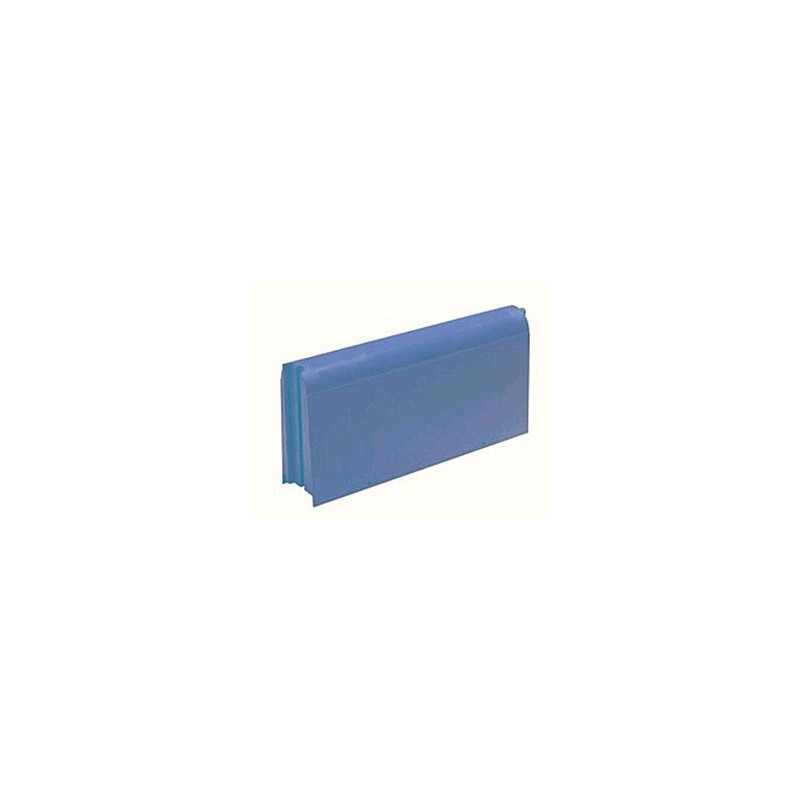 Pieza recta superior piscina sensorial Alto 30cm