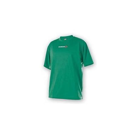 Camiseta deporte COMBI senior manga corta