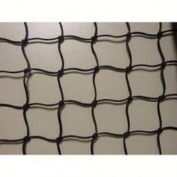Red tenis polietileno Trenzado para Dobles medidas 12,80 x 1,07 m