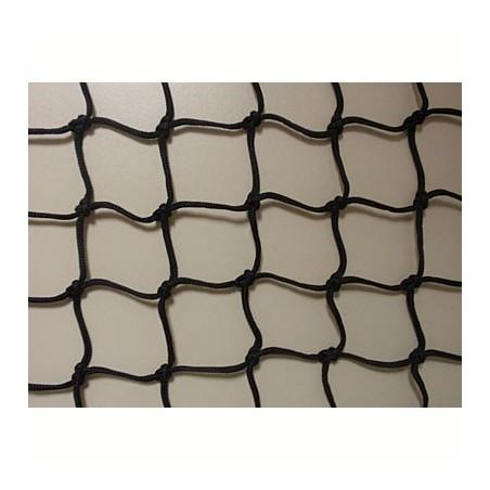 Red tenis nylon Competición para Dobles medidas 12,80 x 1,07 m