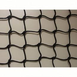 Red padel Competición hilo nylon trenzado 3 mm medidas 10 x 0,90 m