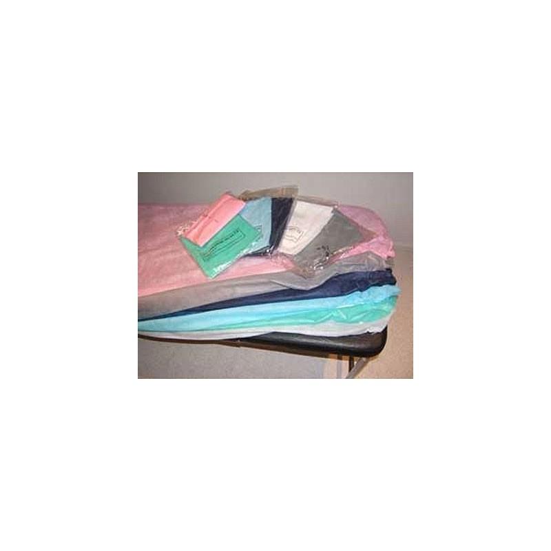 100 sábanas de 80x210 cm ajustables y desechables para camillas