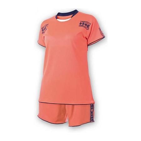 Equipación deportiva camiseta y pantalón FABREGAS femenino