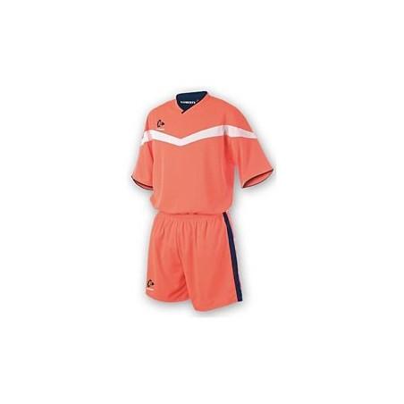 Equipación deportiva camiseta y pantalón SILVA infantil