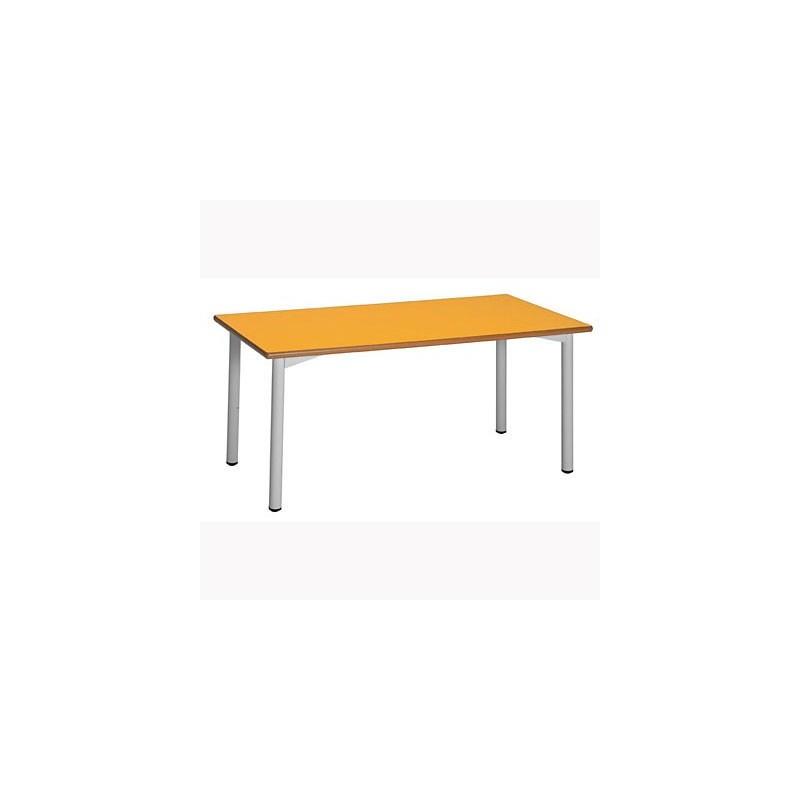 Mesa escritorio escolar rectangular 19R