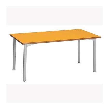 Mesa escritorio escolar rectangular 19R