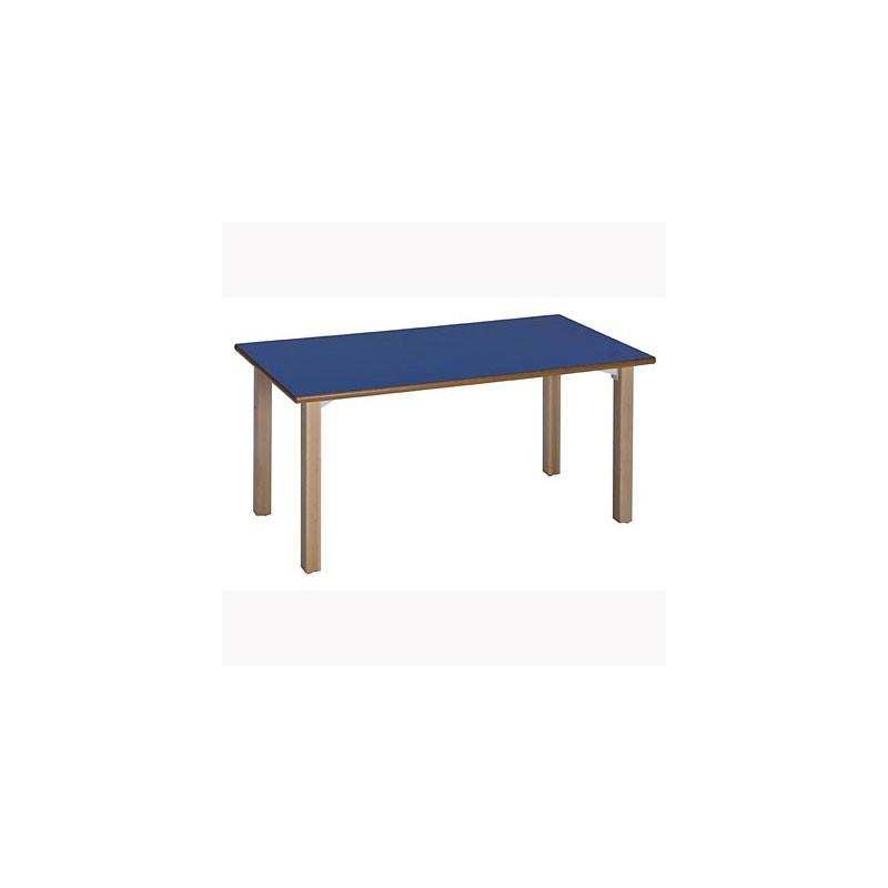 Mesa escritorio escolar rectangular 20R