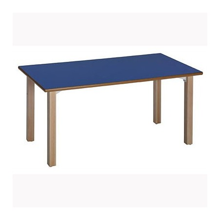 Mesa escritorio escolar rectangular 20R