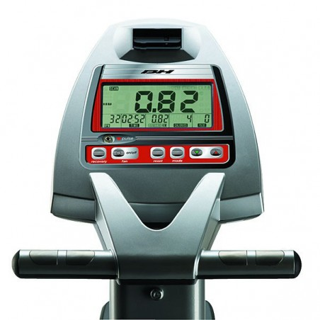 Monitor de la bicicleta estática para ejercicio BH H8702M uso intensivo