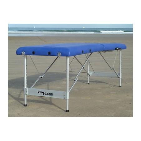 Camilla plegable aluminio masaje y terapia Kitres AT003