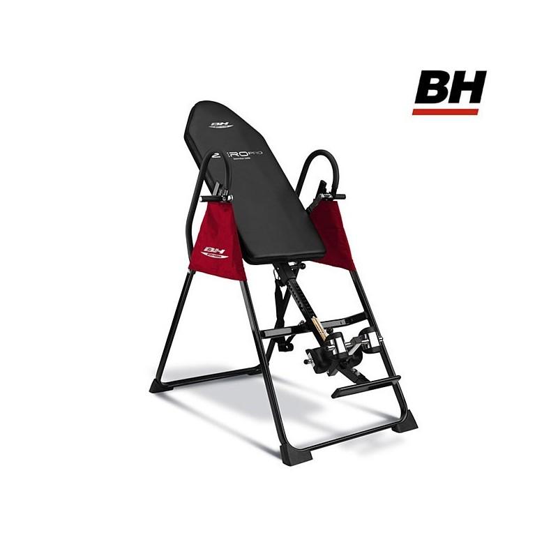 Camilla tabla inversora de inversión postural BH ZERO PRO G405