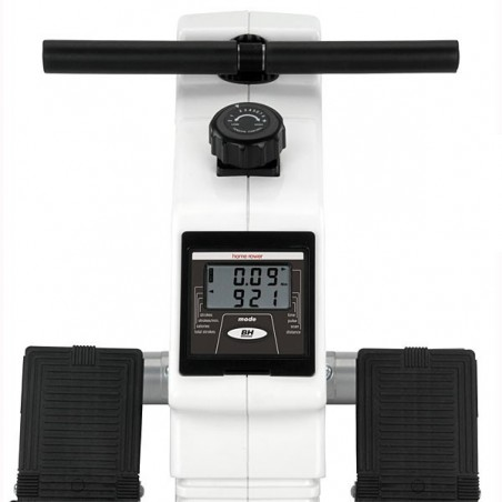 Monitor de la máquina de remar remo doméstico BH AQUO R308