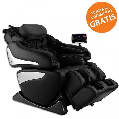 Sillón centro de masaje relax BH Shiatsu M900 Milán