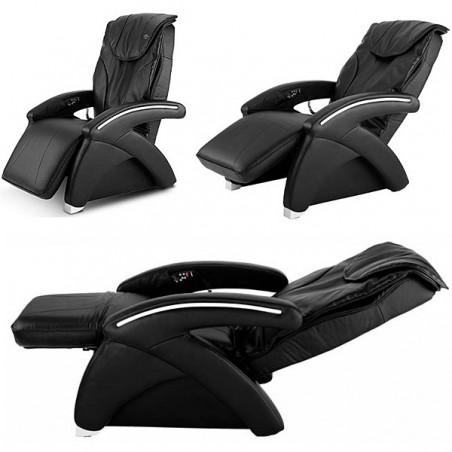 Diferentes posiciones del sillón centro de masaje relax BH Shiatsu M200 Image