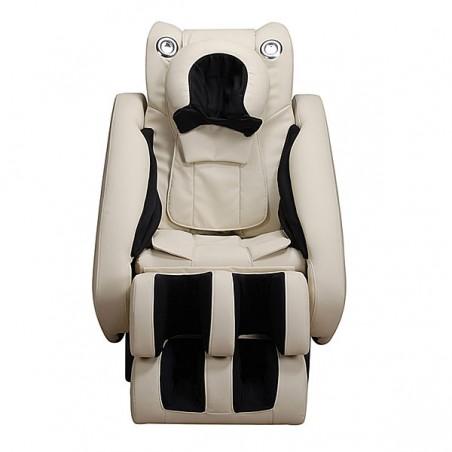 Vista frontal del sillón centro de masaje relax BH Shiatsu M1200C Scala