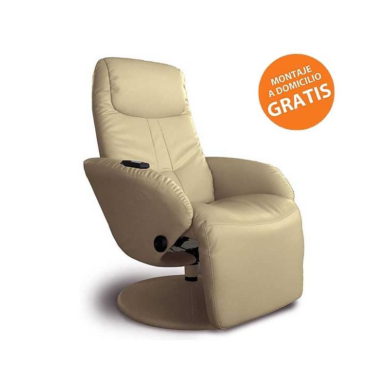 Sillón centro de masaje relax BH Shiatsu M111 Capri