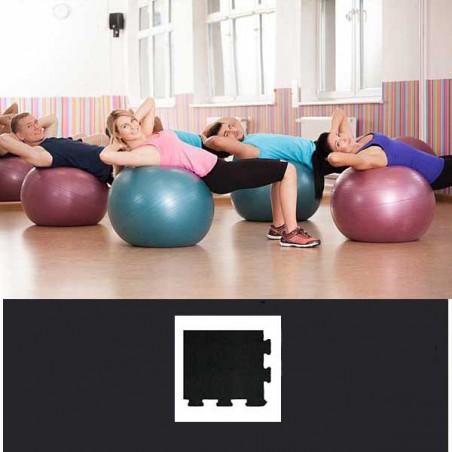 Esquina cuña suelo pilates yoga 15x15x2 cm