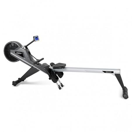 Máquina de remar remo para utilización en gimnasios, centros deportivos u hoteles BH Rower LK5000