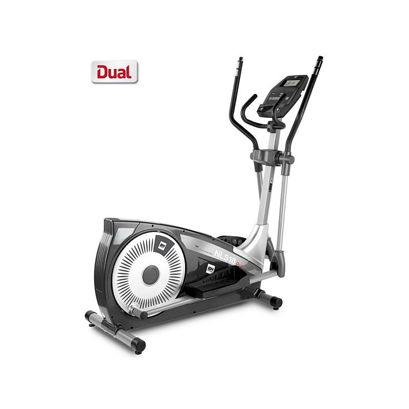 Bicicleta elíptica uso doméstico BH NLS18 Dual G2382U