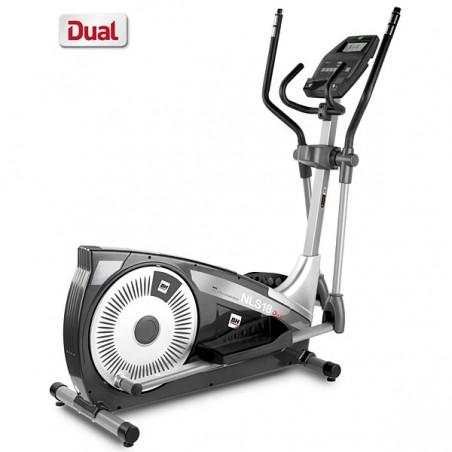Bicicleta elíptica BH i.Concept NLS18 opción Dual G2382U