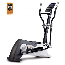 Bicicleta elíptica BH i.Concept Brazil Dual Plus con Dual Kit WG2379