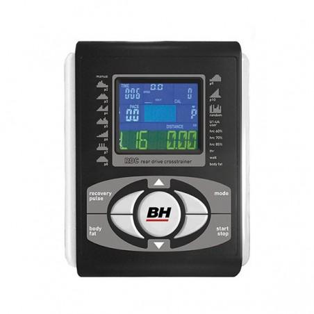 Monitor de la bicicleta elíptica BH NLS14 Program Plus G2355