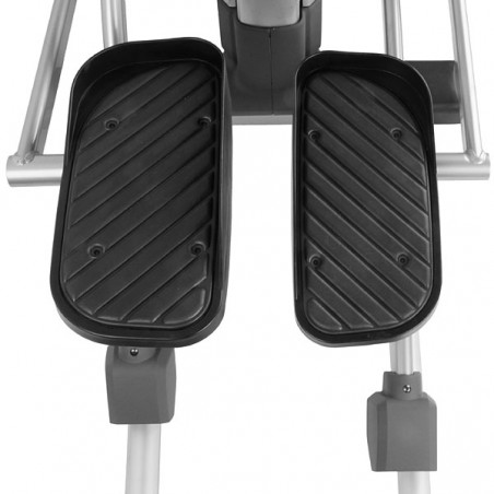 Bicicleta elíptica BH i.Concept TFC19 Dual Plus con Dual Kit WG856 detalle distancia pedales