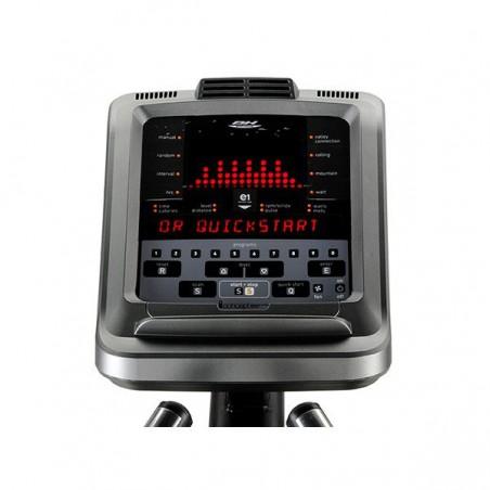 Monitor de la bicicleta elíptica para utilización profesional en gimnasios, hoteles y centros deportivos BH LK8200