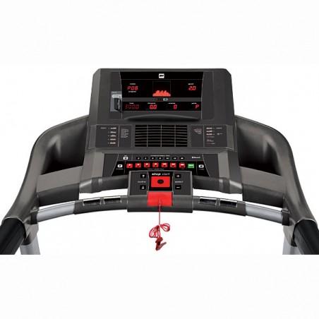 Monitor de la cinta de correr uso intensivo Bh i.RT Aero Dual i.Concept con Dual Kit WG6427N