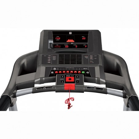 Monitor de serie de la cinta de correr uso intensivo Bh F9 i.Concept con Dual Kit WG6520U