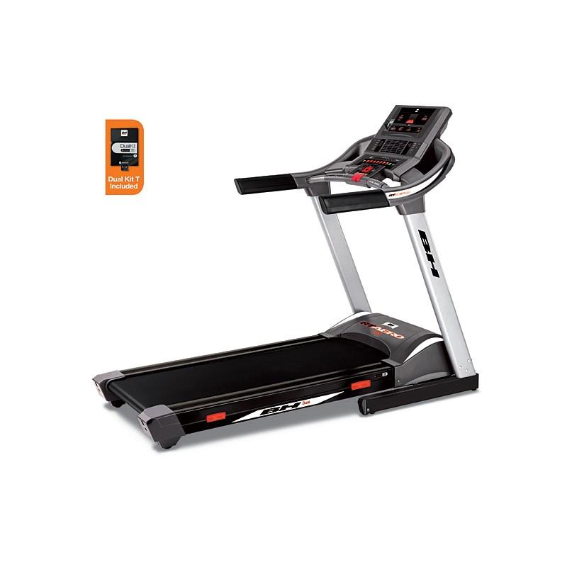 Cinta de correr para uso intensivo especial entrenamiento Triathlon Bh RT Aero i.Concept con Dual Kit WG6427TU