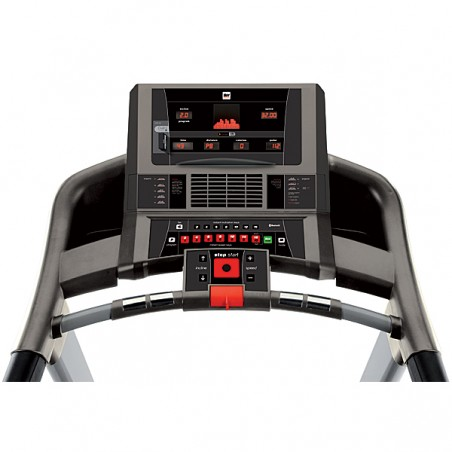 Monitor de serie cinta de correr para uso intensivo especial entrenamiento Triathlon Bh RT Aero i.Concept con Dual Kit WG6427TU