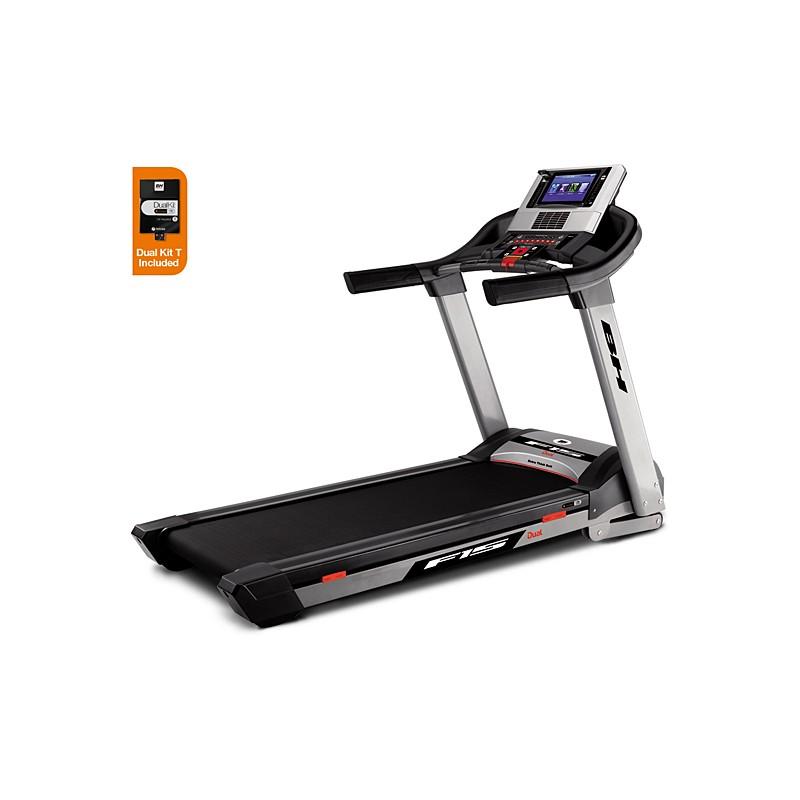 Cinta de correr para uso intensivo Bh F15 i.Concept con Dual Kit WG6523