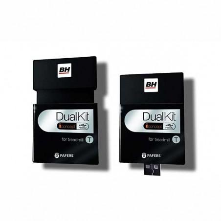 Dispositivo USB Dual Kit T opcional para la cinta para andar y correr de uso doméstico regular BH RC01 i.Concept G6162