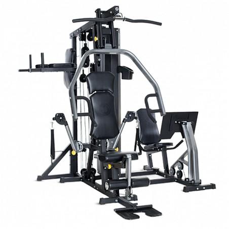Máquina musculación doméstica Horizon Torus 5 St carga 80 kg de placas