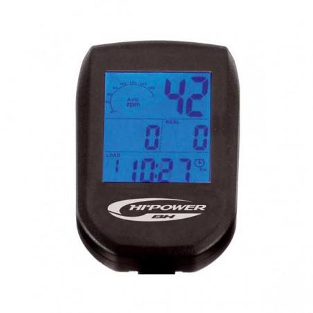 Monitor electrónico de la bicicleta spinning BH Duke Magnetic H925 para utilización en centros deportivos y gimnasios