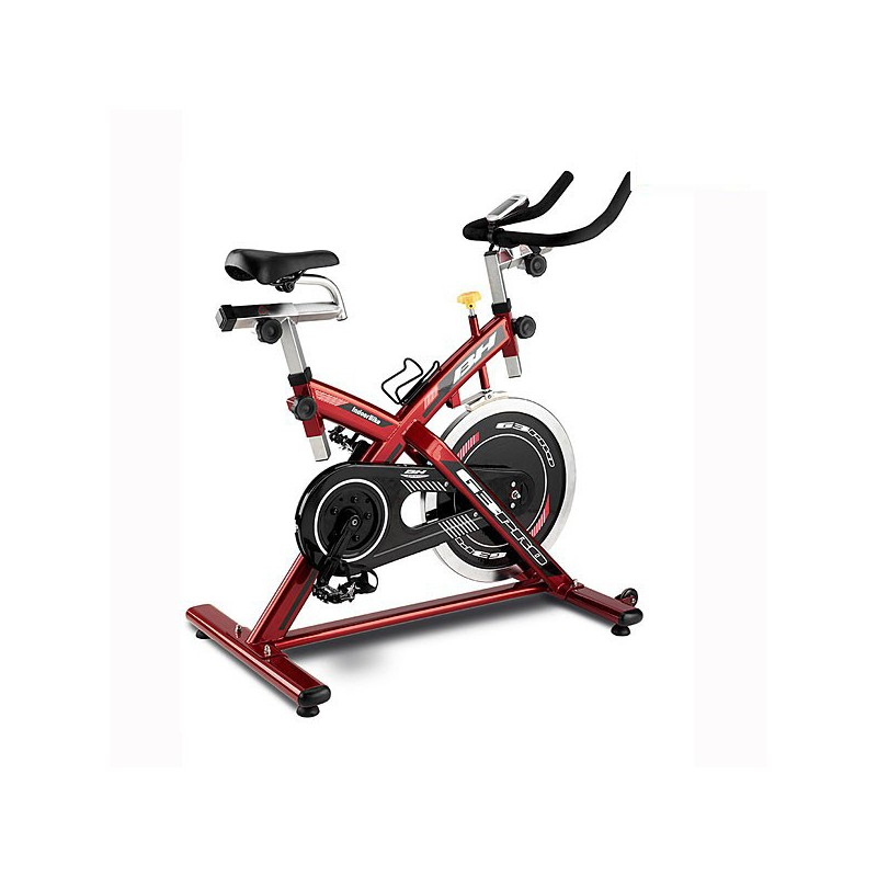 Bicicleta ciclo indoor spinning para uso doméstico regular BH G3 PRo H9171