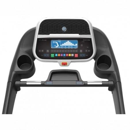 Monitor de la cinta andar y correr Horizon Adventure 7 para utilización doméstica intensiva