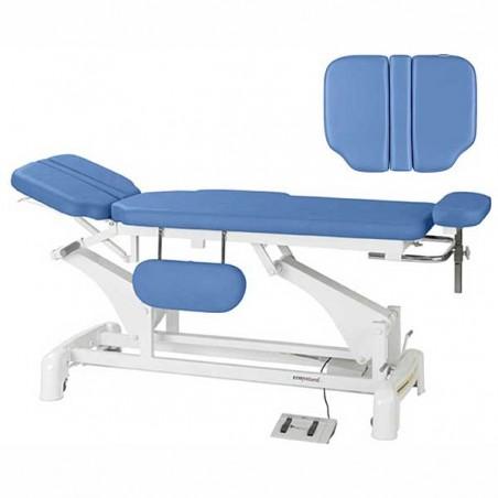 Cabezal de la camilla eléctrica 2 cuerpos para osteopatía, tratamientos, masajes y terapias Ecopostural C3545T05