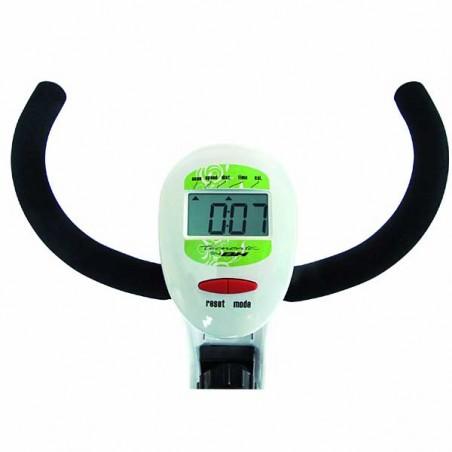 Monitor de la bicicleta estática plegable Tecnovita Open & Go YF90
