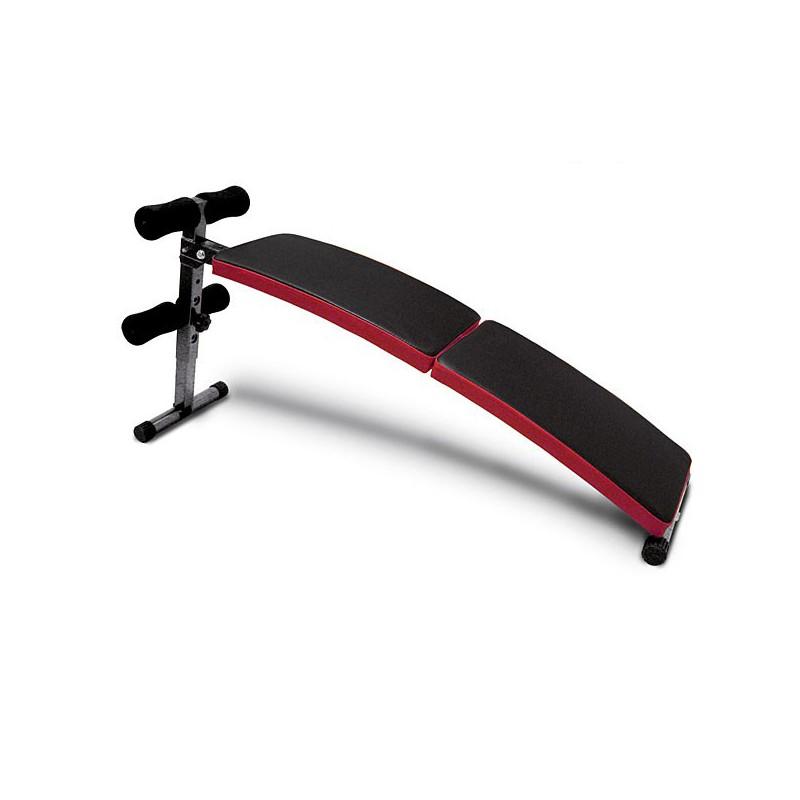 Banco plegable doméstico para ejercicios Tecnovita Compact Bench YF80