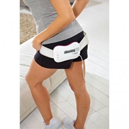 Tratamiento de glúteos con el cinturón de vibración Tecnovita by Bh Slimming Belt YV07