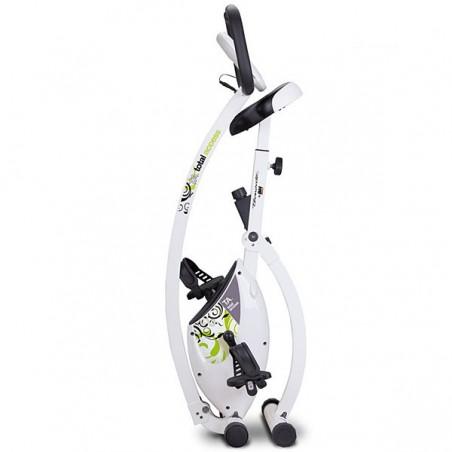 Bicicleta estática plegable Tecnovita by Bh Total Acess YF92 plegada