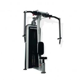 Máquina musculación profesional Aperturas y Deltoides carga 95 kg