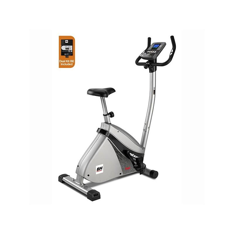 Bicicleta estática BH i.Concept Pixel Dual con Dual Kit WH495U